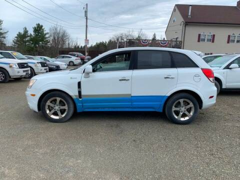2009 Saturn Vue for sale at Upstate Auto Sales Inc. in Pittstown NY
