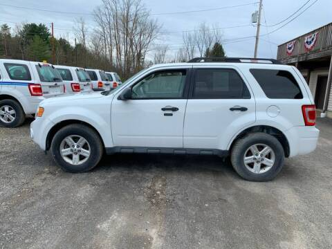2010 Ford Escape Hybrid for sale at Upstate Auto Sales Inc. in Pittstown NY