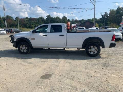 2014 RAM Ram Pickup 2500 for sale at Upstate Auto Sales Inc. in Pittstown NY
