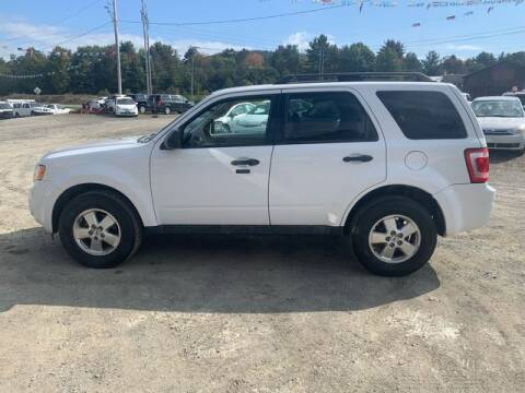 2011 Ford Escape for sale at Upstate Auto Sales Inc. in Pittstown NY