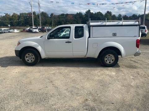 2014 Nissan Frontier for sale at Upstate Auto Sales Inc. in Pittstown NY