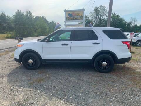 2013 Ford Explorer for sale at Upstate Auto Sales Inc. in Pittstown NY