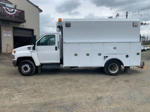 2008 GMC C5500 for sale at Upstate Auto Sales Inc. in Pittstown NY