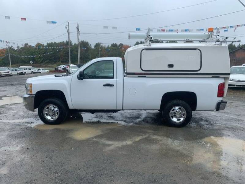 2010 Chevrolet Silverado 2500HD for sale at Upstate Auto Sales Inc. in Pittstown NY