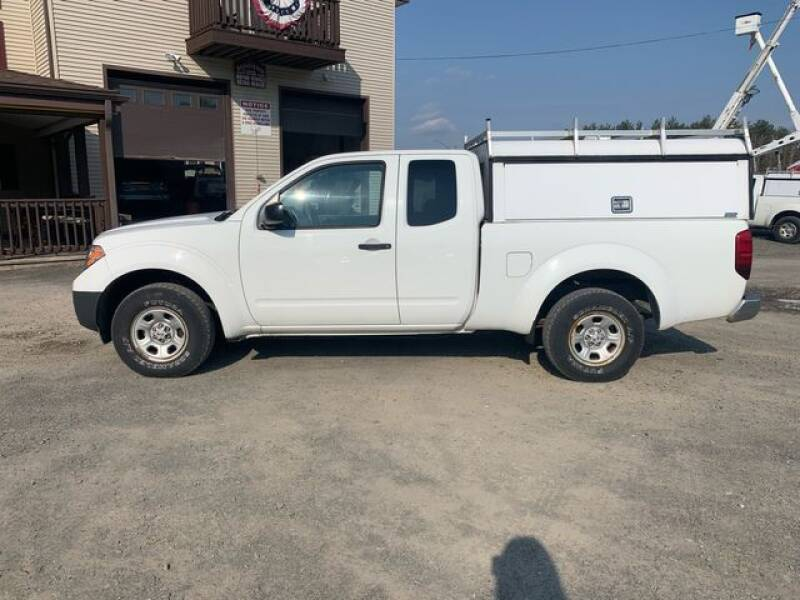 2016 Nissan Frontier for sale at Upstate Auto Sales Inc. in Pittstown NY