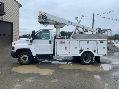 2006 GMC C5500 for sale at Upstate Auto Sales Inc. in Pittstown NY