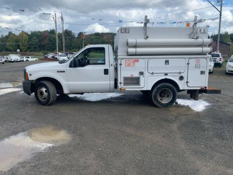 2006 Ford F-350 Super Duty for sale at Upstate Auto Sales Inc. in Pittstown NY