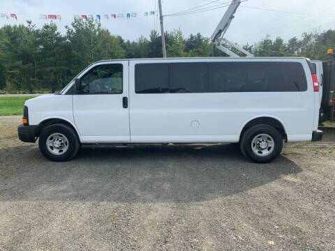 2017 Chevrolet Express Passenger for sale at Upstate Auto Sales Inc. in Pittstown NY