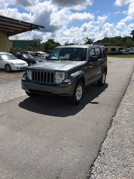 2012 Jeep Liberty for sale in Manchester, TN