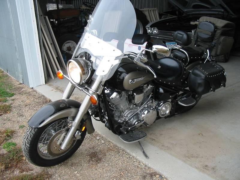 2001 Yamaha rs siverado - Maynard MN