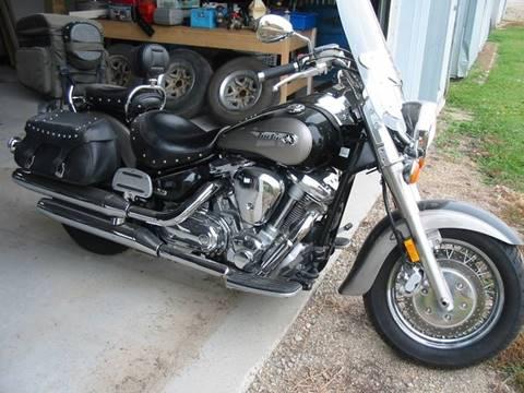 2001 Yamaha rs