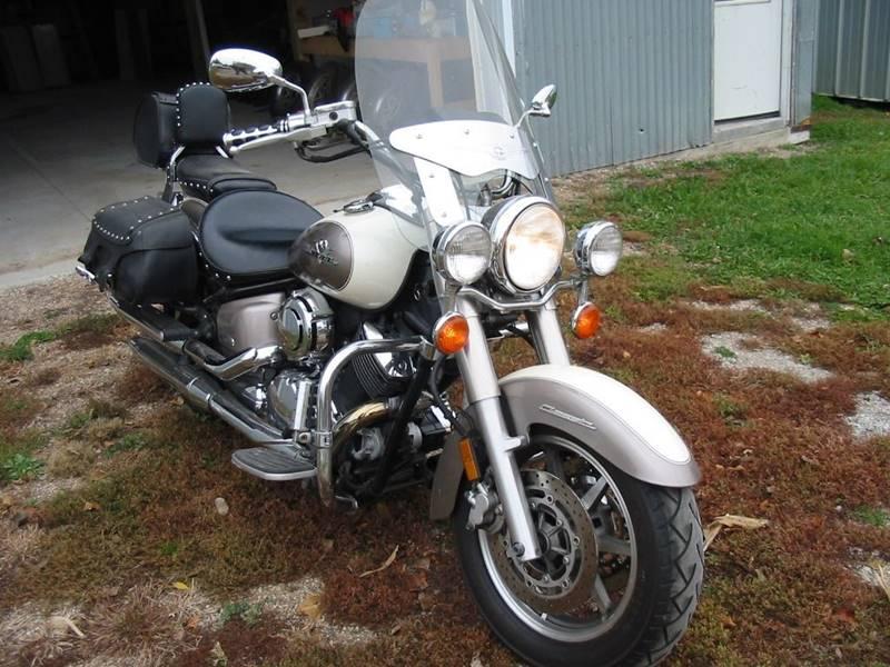 2003 Yamaha V Star Silverado - Maynard MN