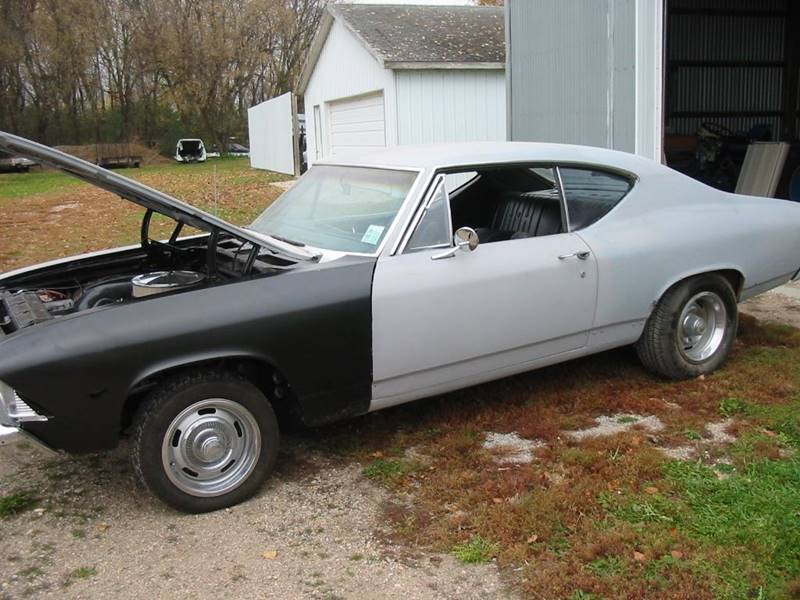 1968 Chevrolet Chevelle 2 Door Hardtop - Maynard MN
