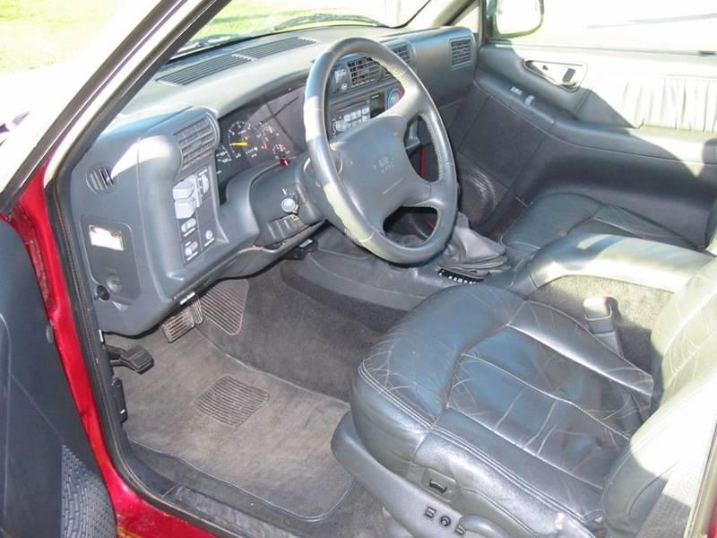 1997 GMC Jimmy 4dr SLT 4WD SUV - Maynard MN