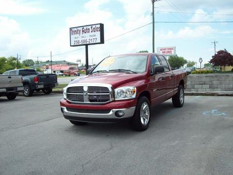 2008 Dodge Ram Pickup 1500 for sale in Arab, AL
