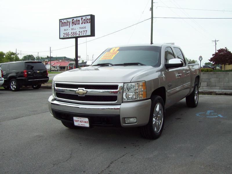 2009 Chevy Silverado For Sale >> 2009 Chevrolet Silverado 1500 Lt In Arab Al Trinity Auto Sales