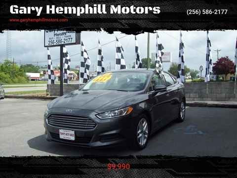 2015 Ford Fusion for sale in Arab, AL
