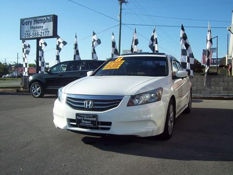 2011 Honda Accord for sale in Arab, AL