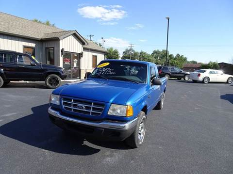2002 Ford Ranger & Used Cars Terre Haute Used Pickup Trucks Cory IN Dennison IL ... markmcfarlin.com