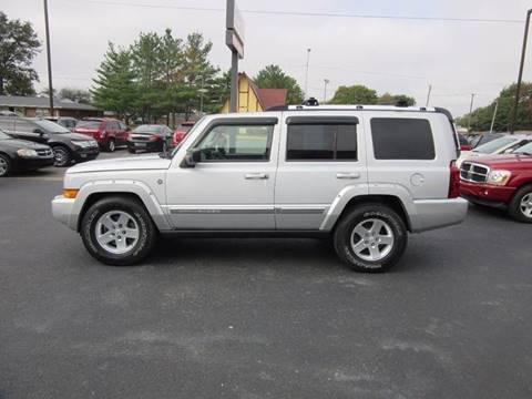 2007 Jeep Commander for sale in Terre Haute, IN