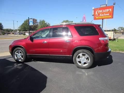 2008 GMC Acadia for sale in Terre Haute, IN