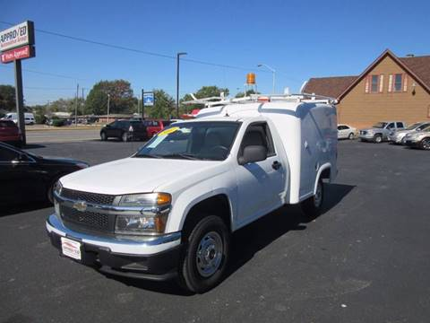 2008 Chevrolet Colorado for sale in Terre Haute, IN