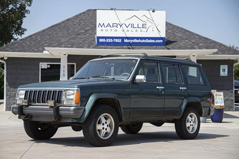 1992 Jeep Cherokee for sale in Maryville, TN