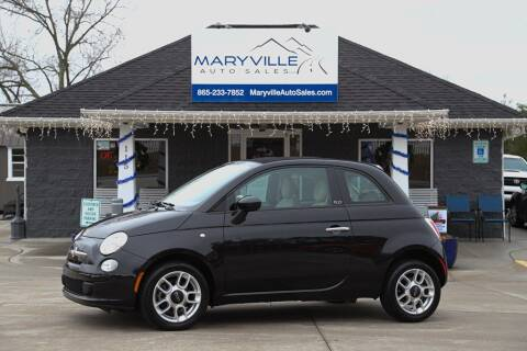 2012 FIAT 500c for sale in Maryville, TN