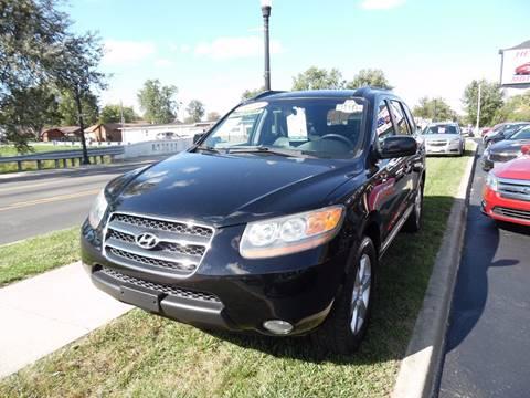 2008 Hyundai Santa Fe for sale in Elwood, IN