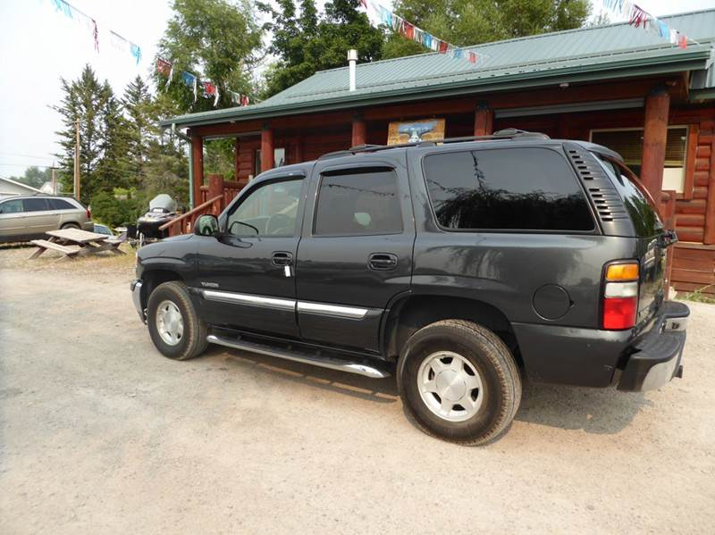 2006 gmc yukon sle 4dr suv 4wd in kalispell mt valley motors 8995 sciox Choice Image