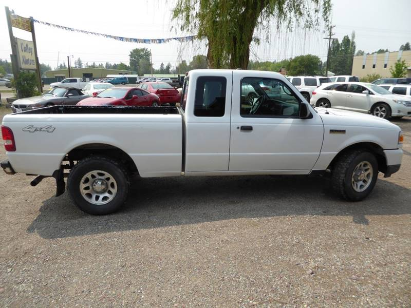 2011 Ford Ranger 4x4 Xlt 4dr Supercab In Kalispell Mt