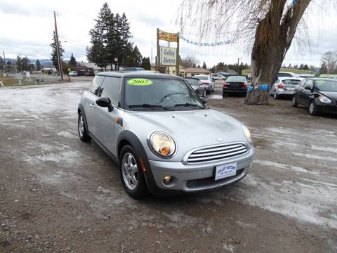 Used Cars Kalispell >> 2007 Mini Cooper For Sale In Kalispell Mt