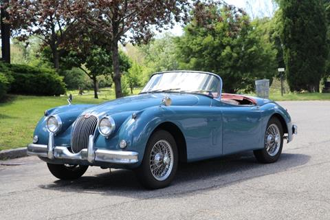 1959 Jaguar XK150S for sale at Gullwing Motor Cars Inc in Astoria NY