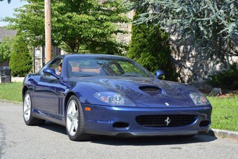 2002 Ferrari 575M for sale in Astoria, NY