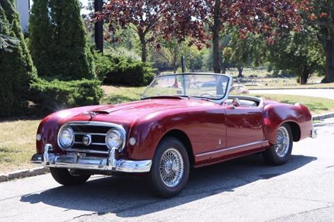 1952 Nash Healey for sale at Gullwing Motor Cars Inc in Astoria NY