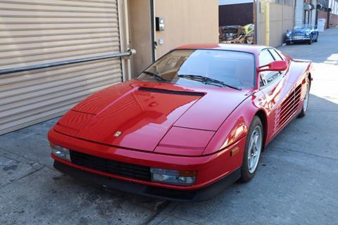 1985 Ferrari Testarossa for sale in Astoria, NY