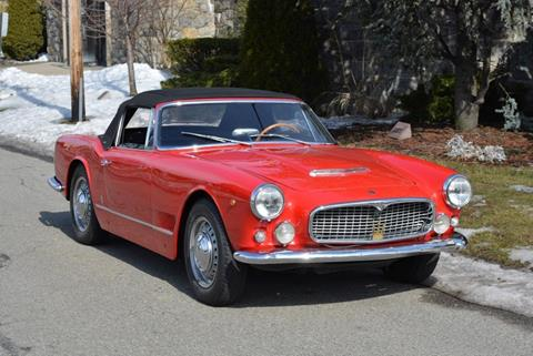 1960 Maserati 3500 for sale at Gullwing Motor Cars Inc in Astoria NY