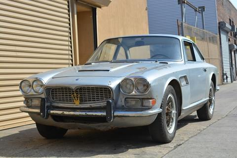 1966 Maserati Sebring for sale at Gullwing Motor Cars Inc in Astoria NY