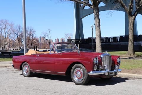 1962 Bentley S2 for sale at Gullwing Motor Cars Inc in Astoria NY