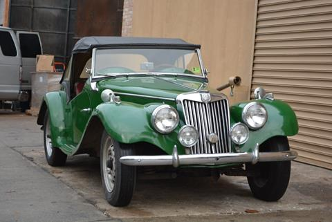 1955 MG TF for sale in Astoria, NY