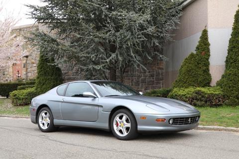2001 Ferrari 456 GTA for sale in Astoria, NY