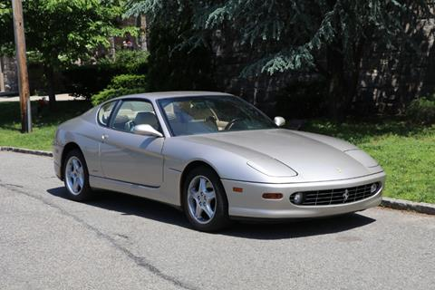 1999 Ferrari 456 GTA for sale at Gullwing Motor Cars Inc in Astoria NY