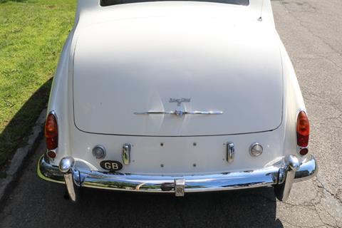 1963 Rolls-Royce Silver Cloud 3