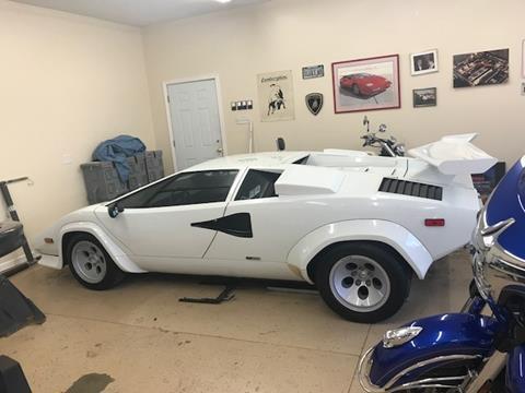 Used 1983 Lamborghini Countach For Sale In Hemingway Sc
