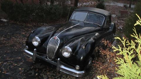 1956 Jaguar XK for sale in Astoria, NY