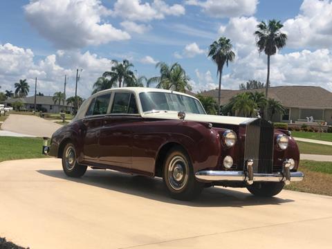 1957 Rolls-Royce Silver Cloud 1 for sale in Astoria, NY