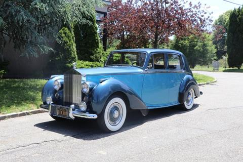 1952 Rolls-Royce Silver Dawn for sale in Astoria, NY