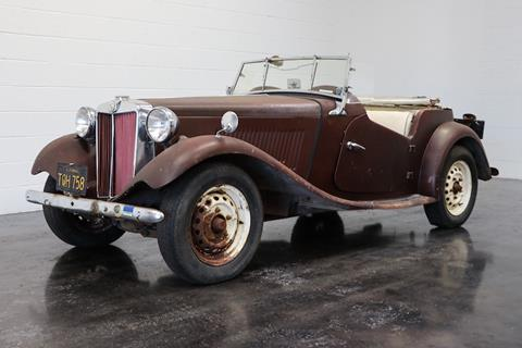 1954 MG TD for sale in Astoria, NY