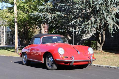 1965 Porsche 356 for sale at Gullwing Motor Cars Inc in Astoria NY