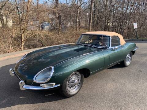 1966 Jaguar XKE  Series I for sale at Gullwing Motor Cars Inc in Astoria NY